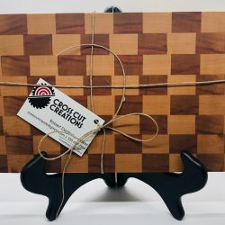 Cherry and Maple Wood Cutting Boards